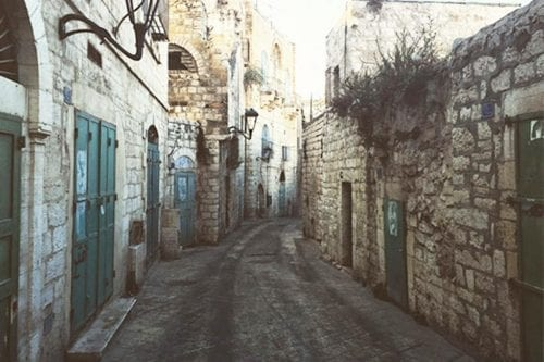 Conferencia entre Italia y Palestina