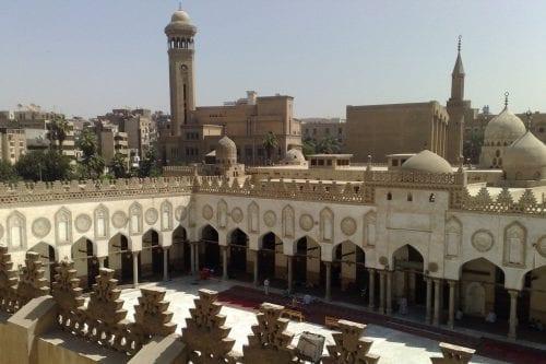 La universidad de Al Azhar rechaza la fusión con el…