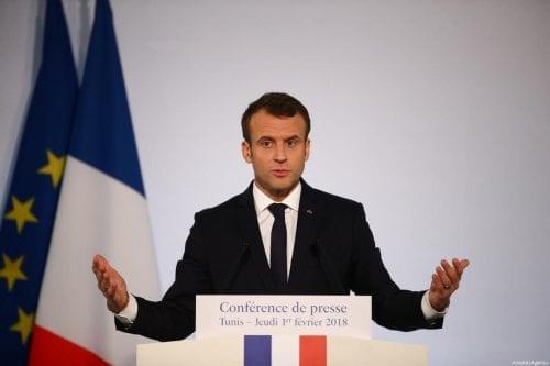 """Macron no tiene un """"plan B"""" para el acuerdo nuclear…"""