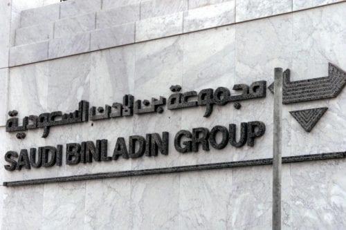 """El grupo empresarial saudí """"Bin Laden"""" se enfrenta a su…"""