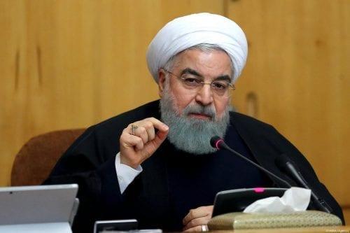 """Rouhaní: EE.UU. quiere un """"cambio de régimen"""" en Irán"""