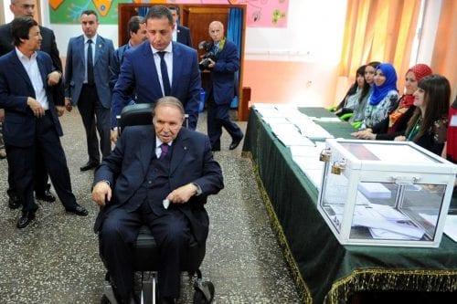 Argelia, al borde de la crisis económica
