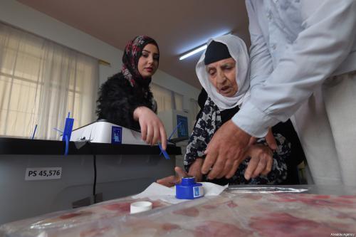 Los iraquíes votan en las primeras elecciones tras la derrota…