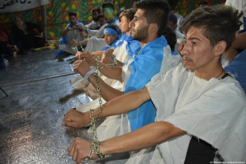 Iraquíes en huelga de hambre en Kirkuk
