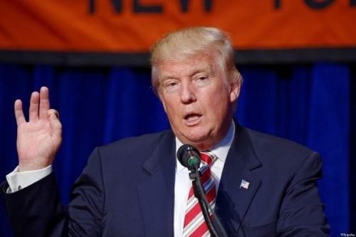 Trump suspende la financiación del programa de estabilización de Siria