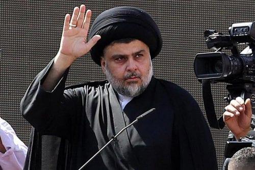 Muqtada Al-Sadr se desvía hacia el número uno de Irán…