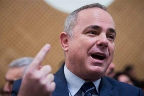Ministro de Energía israelí: ¡que la Unión Europea se vaya…
