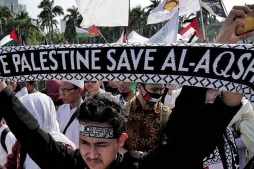 Indonesia decide eximir de impuestos a las importaciones palestinas