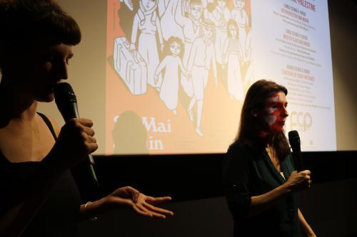 """Mai Masri: """"El cine es parte fundamental de nuestra memoria"""""""