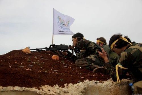 Siria: Más de 30 muertos en choques entre milicias islamistas