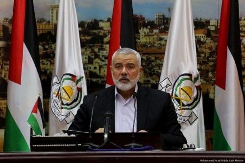 El líder de Hamás se embarcará en una gira internacional