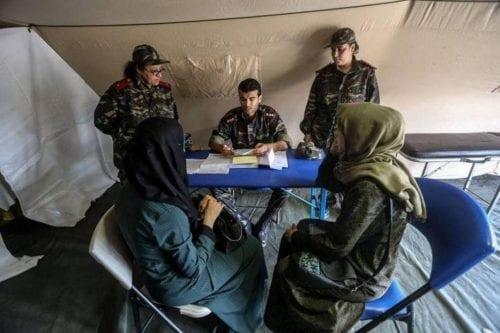 La ayuda médica marroquí llega a la Franja de Gaza
