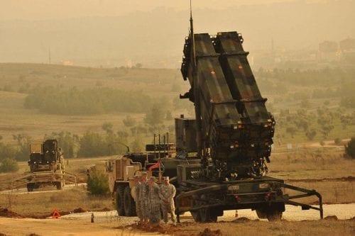 Israel afirma haber disparado un misil Patriot contra un dron…