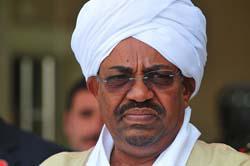 Sudán: Al-Bashir achaca las protestas a una conspiración extranjera