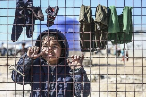 Refugiadxs, nuevo reto para Occidente