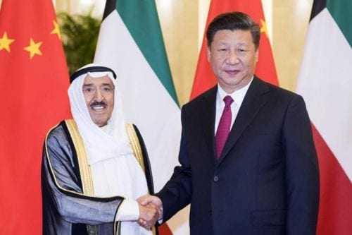 China apuesta por los árabes