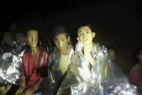 Entre la cueva de Tailandia y la de Gaza