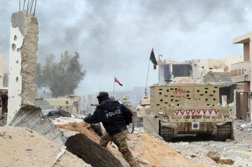 Los hijos abandonados de los militantes del Daesh en Libia