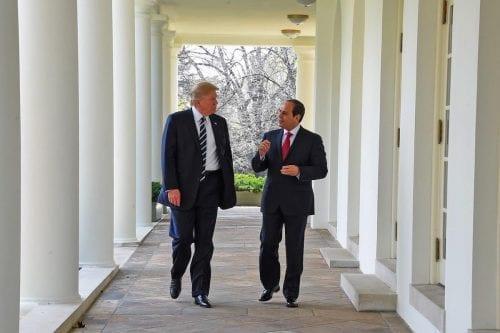 Cinco mitos acerca de la ayuda estadounidense a Egipto