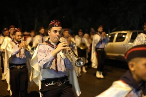 Preparativos para la Fiesta del Cordero en Jerusalén