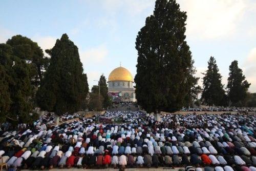 """Enviado palestino: """"No habrá acuerdo político sin Jerusalén"""""""