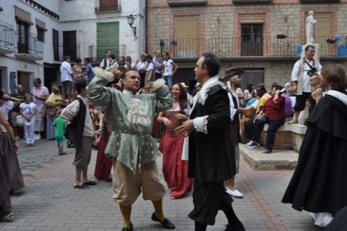 La fiestas de Gea de Albarracín y la expulsión del…