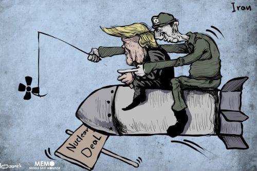 Irán actúa para contrarrestar los planes de Estados Unidos en…
