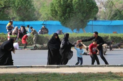 24 muertos en un atentado terrorista en Irán