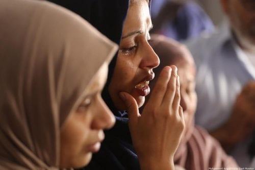 """Amnistía Internacional denuncia el """"desprecio por la vida"""" del ejército…"""