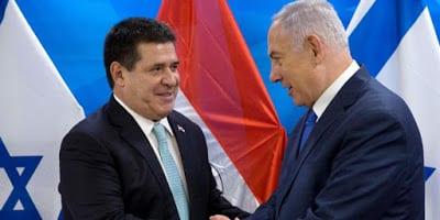 La decisión de Paraguay de restablecer su Embajada en Tel…