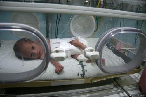La falta de un compuesto medicinal para bebés pone en…