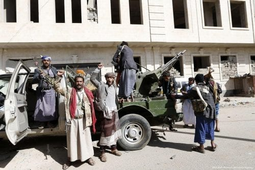 La ONU evacúa a 50 hutíes heridos para recibir tratamiento…