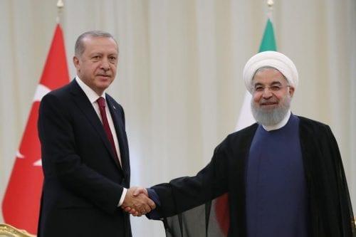 Erdogan: Turquía no respetará las sanciones de EE.UU. contra Irán