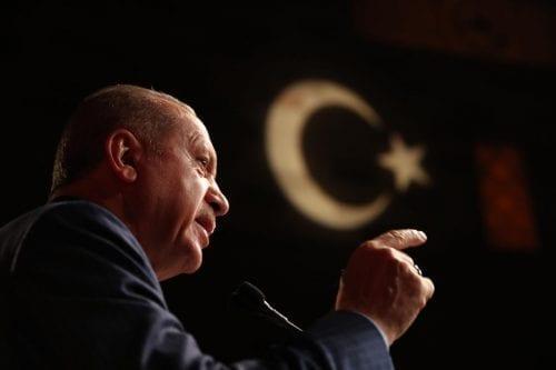 Erdogan se opone a la discriminación étnica