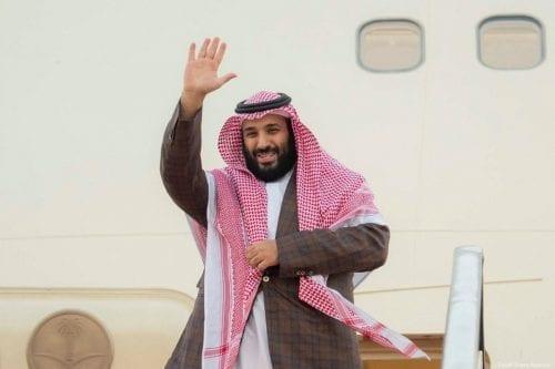 El rey saudí y el príncipe heredero llaman al hijo…