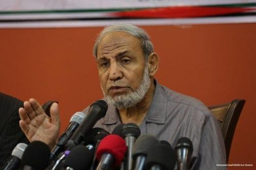 Un líder de Hamas acusa a la Autoridad Palestina de…