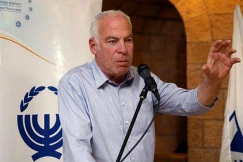 El Ministerio de Agricultura israelí detiene las importaciones de frutas…