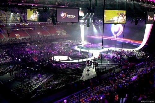 Eurovisión desafía a Israel a enfrentarse a la música