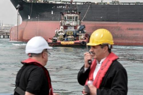 Los campos petroleros conjuntos de Irán podrían aliviar las tensiones…