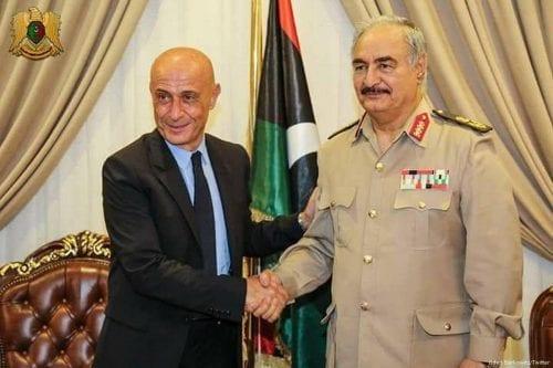 ¿Qué podemos esperar de la conferencia en Italia sobre Libia?