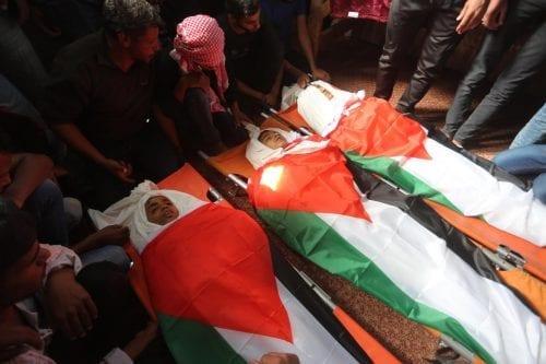 Tres rostros de Gaza que desatan la ira