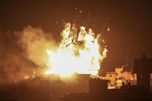 Hamás condena la destrucción de la sede de la cadena…