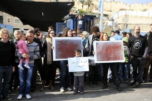 Israel intentará desalojar a 700 palestinos del barrio de Silwan,…