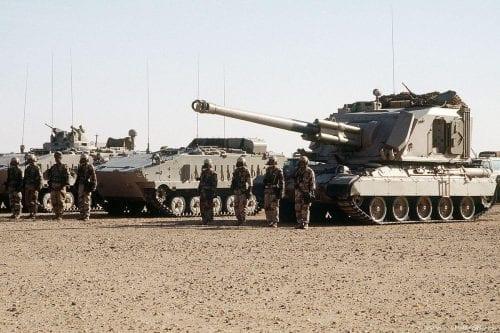 Arabia Saudí y Emiratos Árabes Unidos envían tropas a Siria…