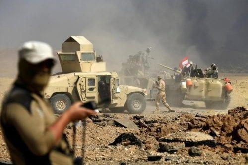 Irak, EE.UU. y Francia participan en una operación contra el…