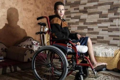 """Gaza: """"No hice nada para dañar a Israel"""", lamenta un…"""