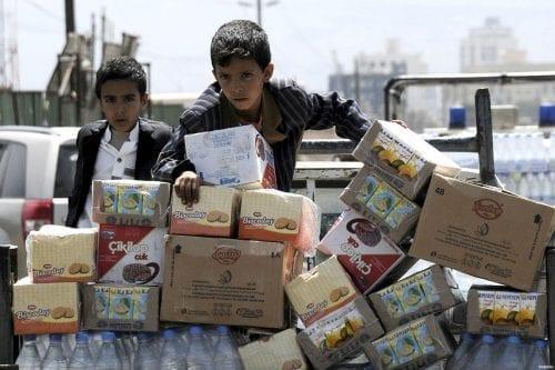 Estados Unidos proporcionará 131 millones de dólares en ayuda alimentaria…