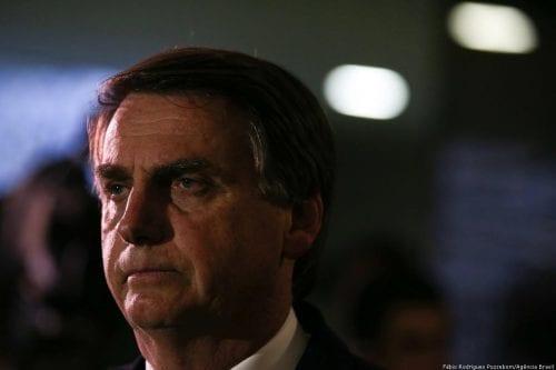Bolsonaro se replantea el traslado de la embajada brasileña a…