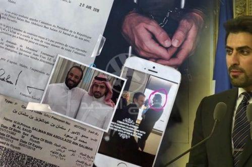 Exclusiva: Macron intervino en el caso del príncipe saudí detenido