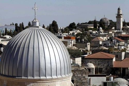 Los líderes de la comunidad cristiana urgen a Israel a…